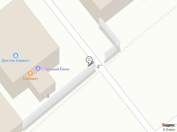 Нотариус Молодых О.Г. на карте Динской
