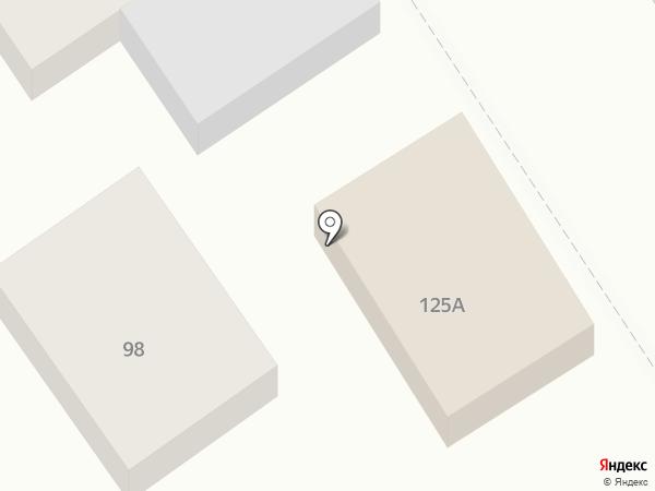 Форвард Мобайл на карте Динской