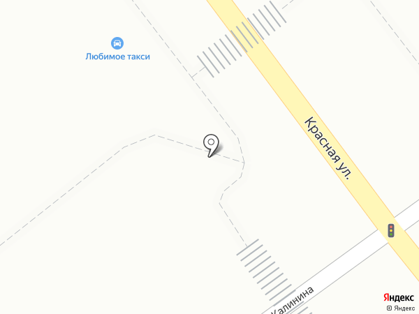 Динские лимонады на карте Динской