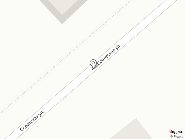 Динской ИКЦ на карте Динской