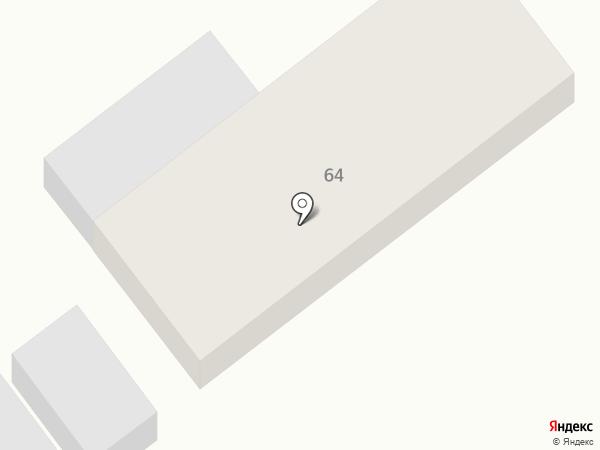 Продуктовый магазин на ул. Гоголя (Динская) на карте Динской