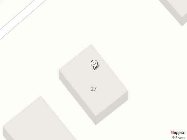 Венский сад на карте Динской