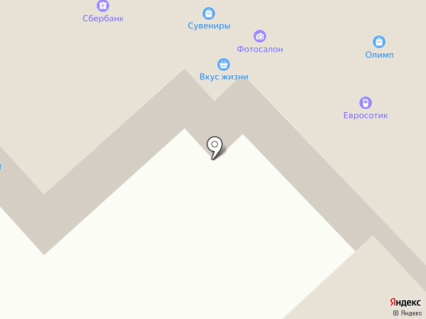 Динской на карте Динской