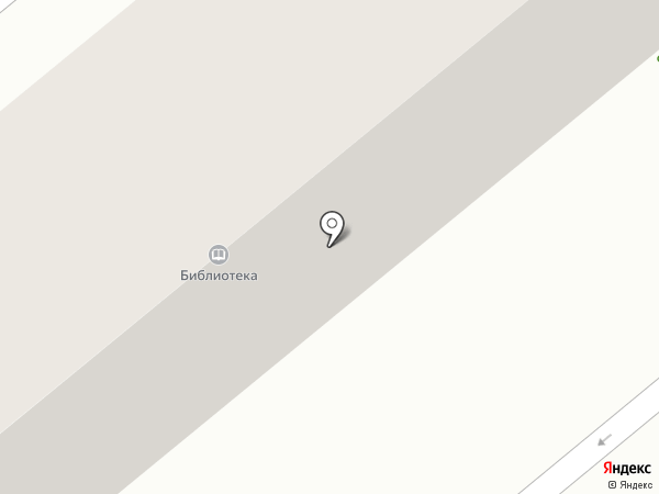 Динская детская библиотека на карте Динской