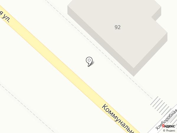 Ателье по пошиву и ремонту одежды на карте Динской