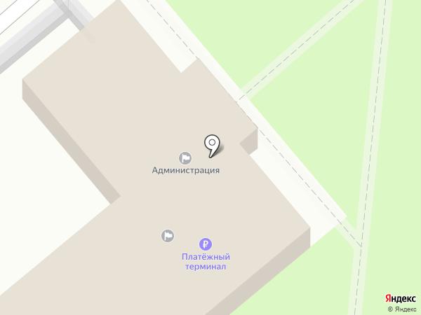 Администрация Динского сельского поселения на карте Динской