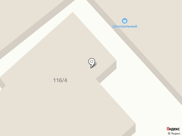 Нотариус Жихарева Л.В. на карте Динской
