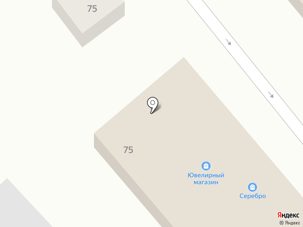 Малявочка на карте Динской