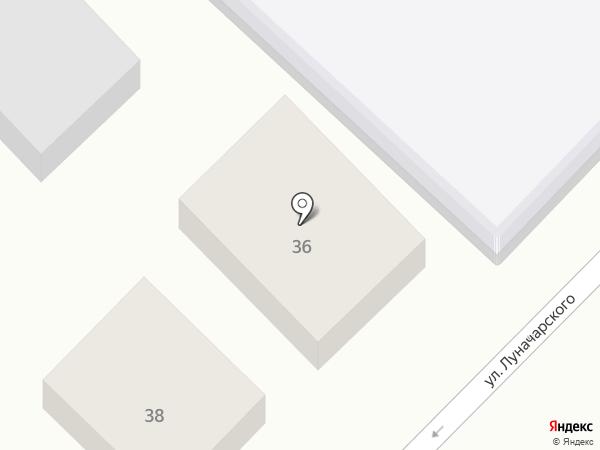 Родной хуторок на карте Динской