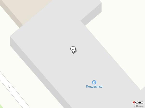 Сервис+ на карте Динской