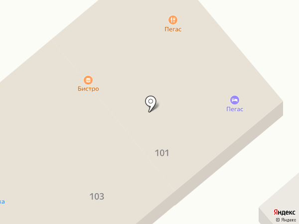 Автомойка на карте Динской