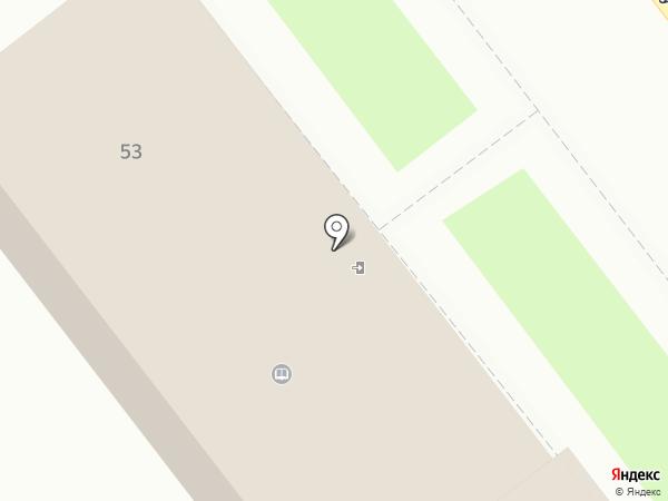 Архивный отдел управления делами на карте Динской