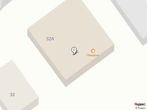 Магазин кондитерских изделий на карте Динской