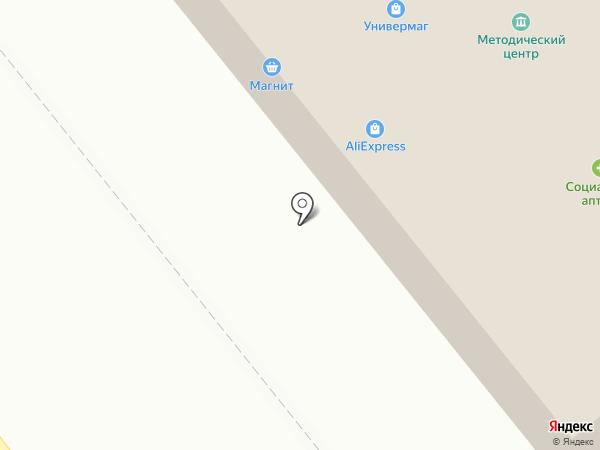 Золото Юга на карте Динской