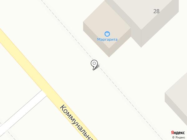 Маргарита на карте Динской