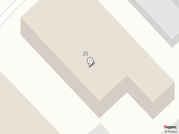 УФМС на карте Динской