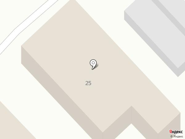 Отдел вневедомственной охраны по ст. Динской на карте Динской