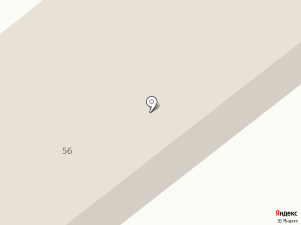 Магазин по продаже печатной продукции на Красной (Динская) на карте Динской