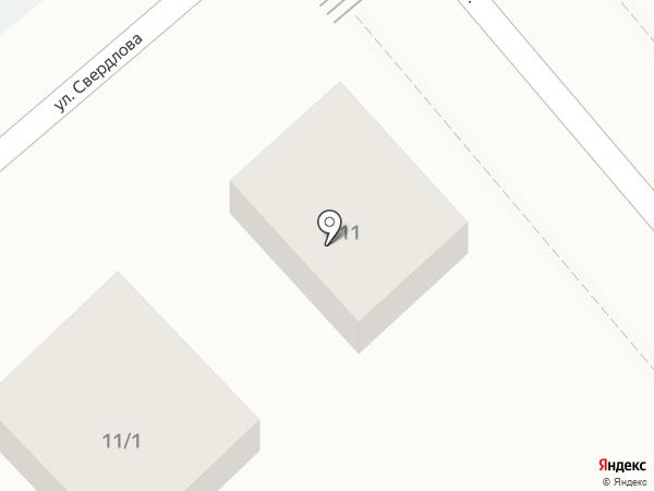 Napao на карте Динской