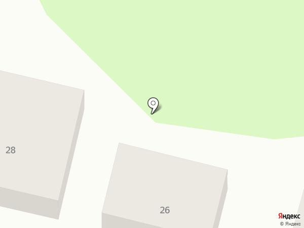 Торгово-установочный центр на карте Динской