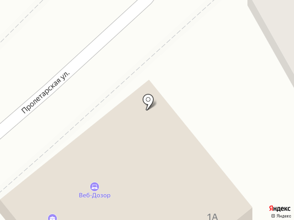 KDM на карте Динской