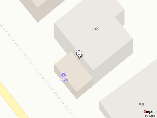 Мясной базар на карте Динской