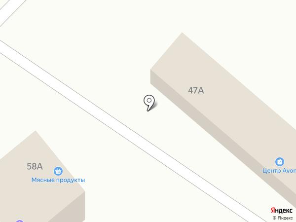 Новый стиль на карте Динской