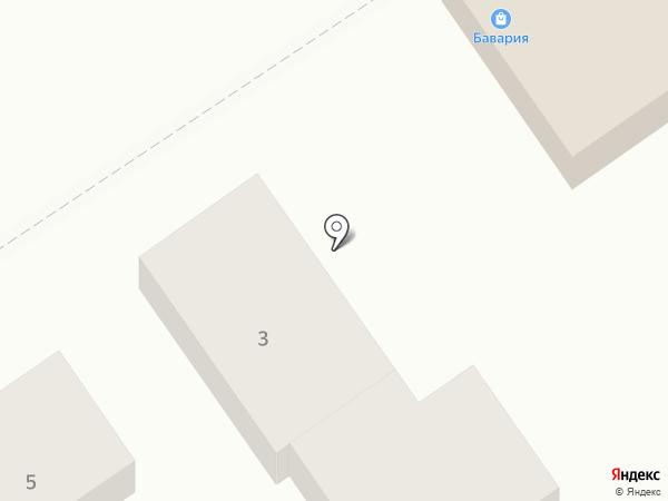 Пив Дар на карте Динской
