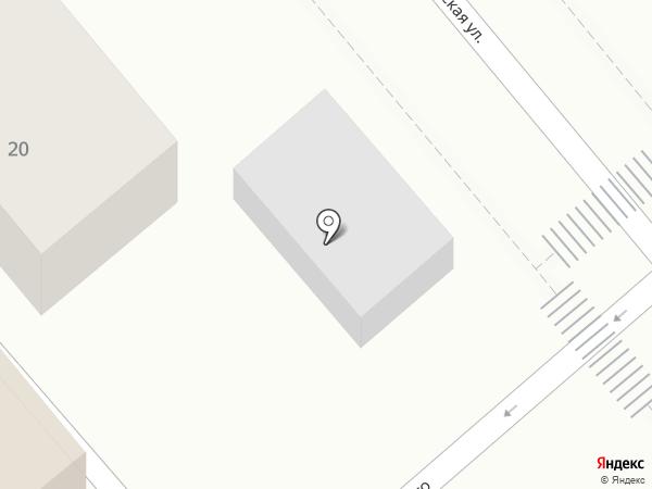 Евродом на карте Динской