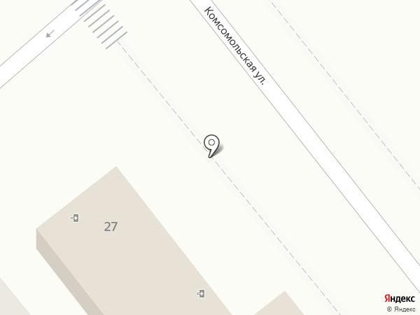 Магазин разливного пива на карте Динской