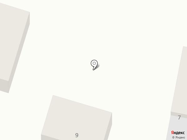 Продуктовый магазин на Ужгородской (Динская) на карте Динской