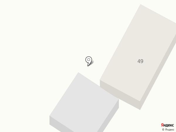 Автомастерская на карте Динской