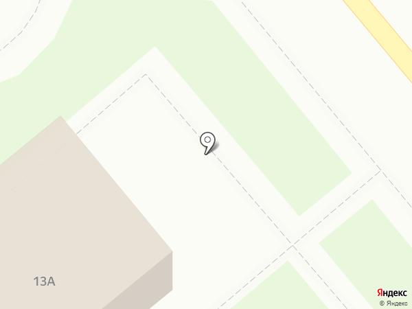 Мастерская по изготовлению ключей на Красной (Динская) на карте Динской
