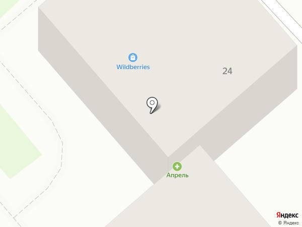 Фермер на карте Динской