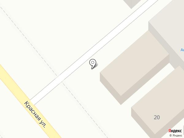 Автомагазин на карте Динской
