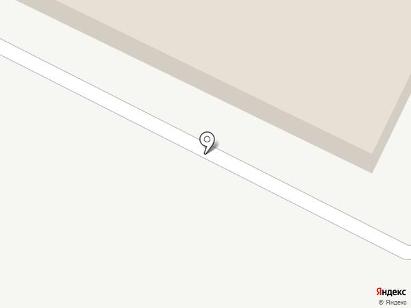 Динской Уголок на карте Динской