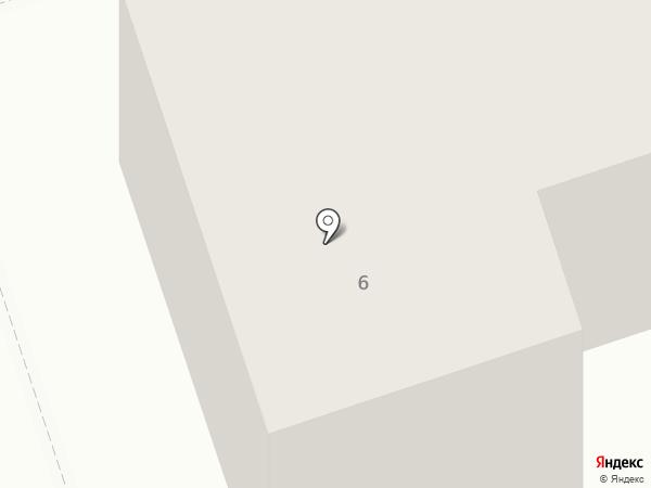 CarVett на карте Воронежа