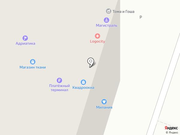 Oriflame на карте Воронежа