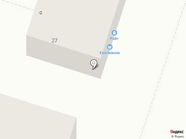 Правильная корзинка на карте Воронежа