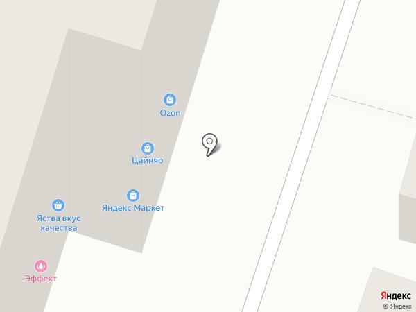 Анна на карте Воронежа