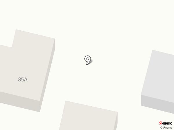Семейный на карте Динской