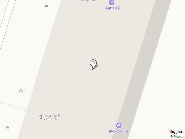 Айфоня на карте Воронежа