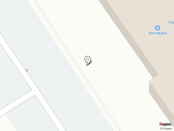Гермес на карте Динской