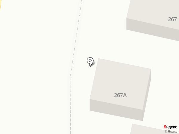 Шиномонтажная мастерская на карте Динской