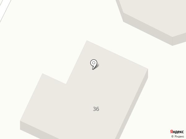 Магнетрон на карте Динской