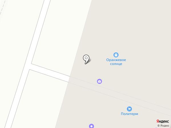 Клик на карте Воронежа