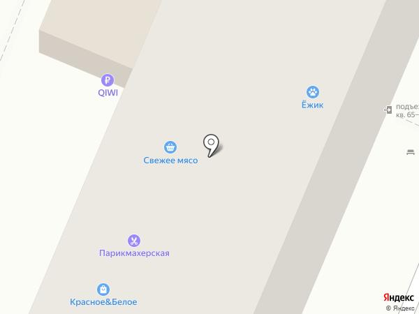 Наш сад на карте Воронежа
