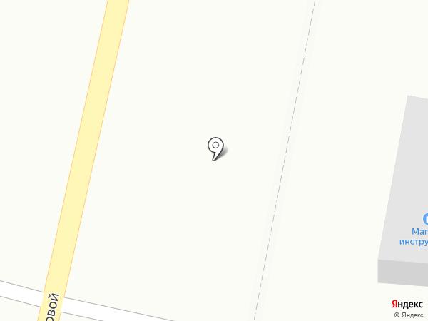Магазин крепежа на карте Воронежа