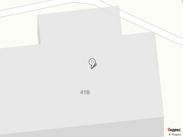 Посад на карте Воронежа