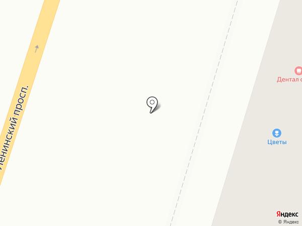 ЦветыОптРозница на карте Воронежа